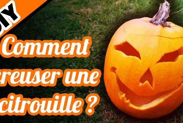 Comment creuser une citrouille d halloween en vid o nycyla - Comment creuser une citrouille ...